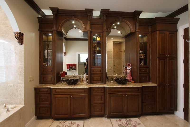 Stunning cabinetry